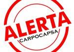 alerta carpocapsa